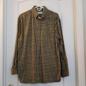 3 Orvis Shirts (2 Long Sleeve and 1 Short Sleeve)